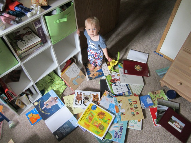 Ten Thousand Hour Mama Baby and Books