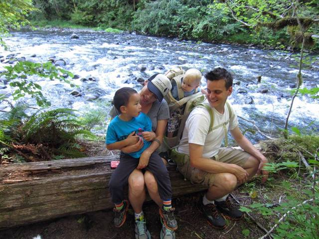 Welches, OR Old Salmon River Trail - Ten Thousand Hour Mama