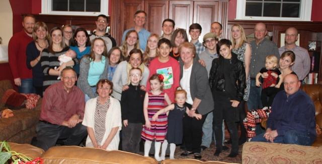 Ryan Family Christmas 2014_2