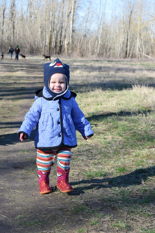 Toddler Sandy River Delta - Ten Thousand Hour Mama