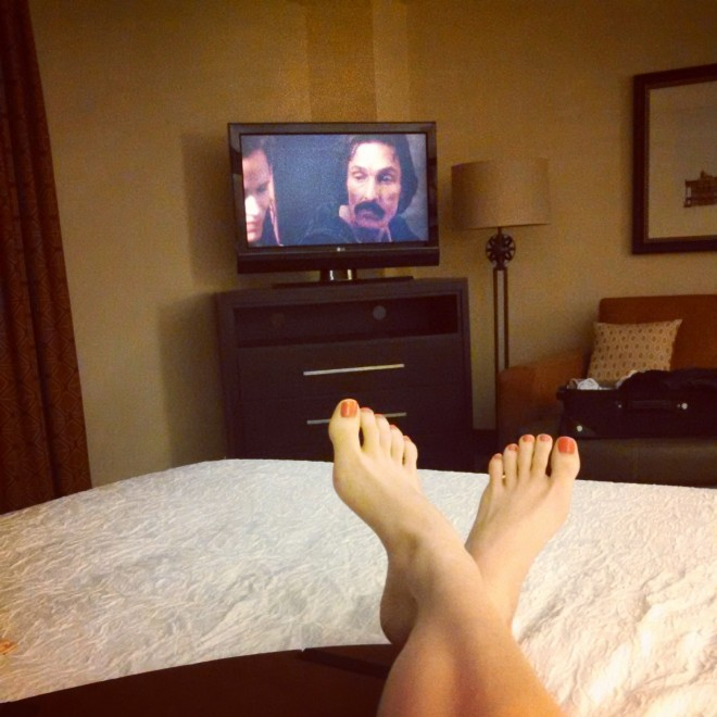 Hotel relaxation - Ten Thousand Hour Mama