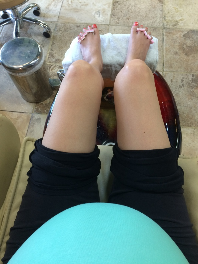 Pregnant pedicure what no one told you about pregnancy