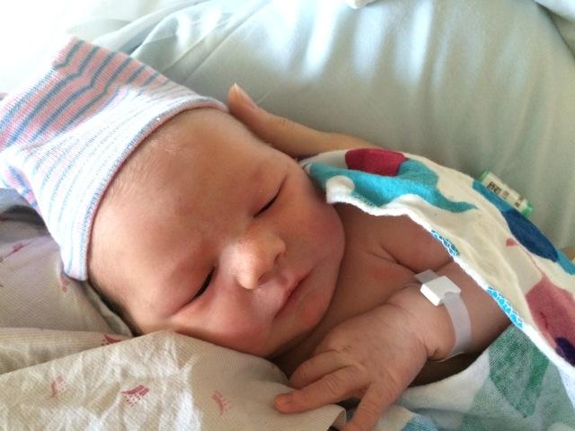 Baby Kiwi is born! Ten Thousand Hour Mama